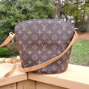 Louis Vuitton Drouot Shoulder Bag Crossbody